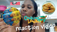 Reaction | Cooking, Lookin' Sour Patch Cookies