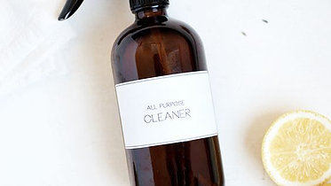 CLEAN | DIY Natural All-Purpose Cleaning Spray