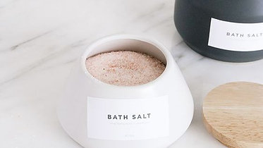 LET GO | DIY Beautifying Bath Salts