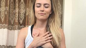 Welcoming Sensations Meditation