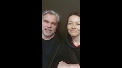 Wspierają nas Magdalena Turczeniewicz  i Jarosław Boberek