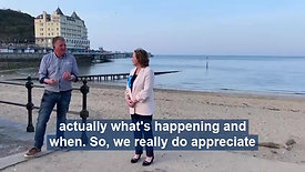 Adam Williams - Owner of the Llandudno Pier
