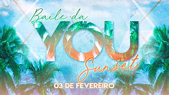 BAILE DA YOU SUNSET