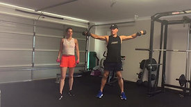 H.I.R.T (High Intensity Resistance Training) with Jarrod & Amanda  1