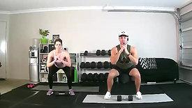 HustleFit Strength & Tone with Jarrod & Amanda Class 2