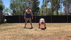 Interval Strength Training with Jarrod & Amanda