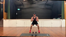 HustleFit Strength & Tone with Jarrod Class 3