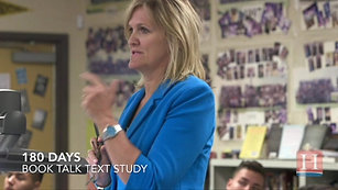 180 Days Book Talk Text Study - Penny Kittle