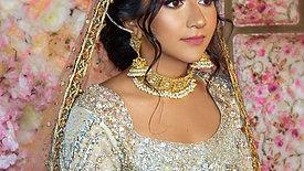 Nikkah Eye Makeup