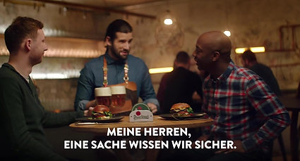 Pilsner Urquell: Werbespot
