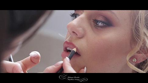 teaser maquilleuse Johanna Mua Pro par Lsphotographe