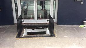 New cellar door replacement in Central London