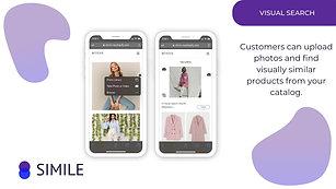 Simile Visual Search Video