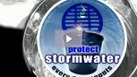 "Stormwater ""A drop in the bucket"""