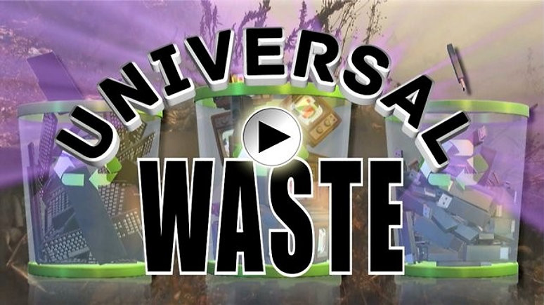 "Universal Waste Chapter on ""Recycling"""