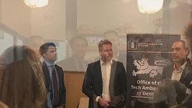 U.N., Denmark, and Canadian officials talk digital governance