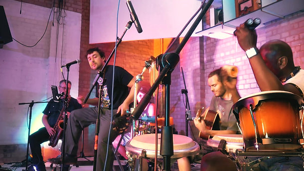 The Sun (acoustic) LIVE | Metz Jnr Band