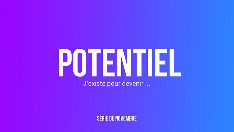Série | Potentiel