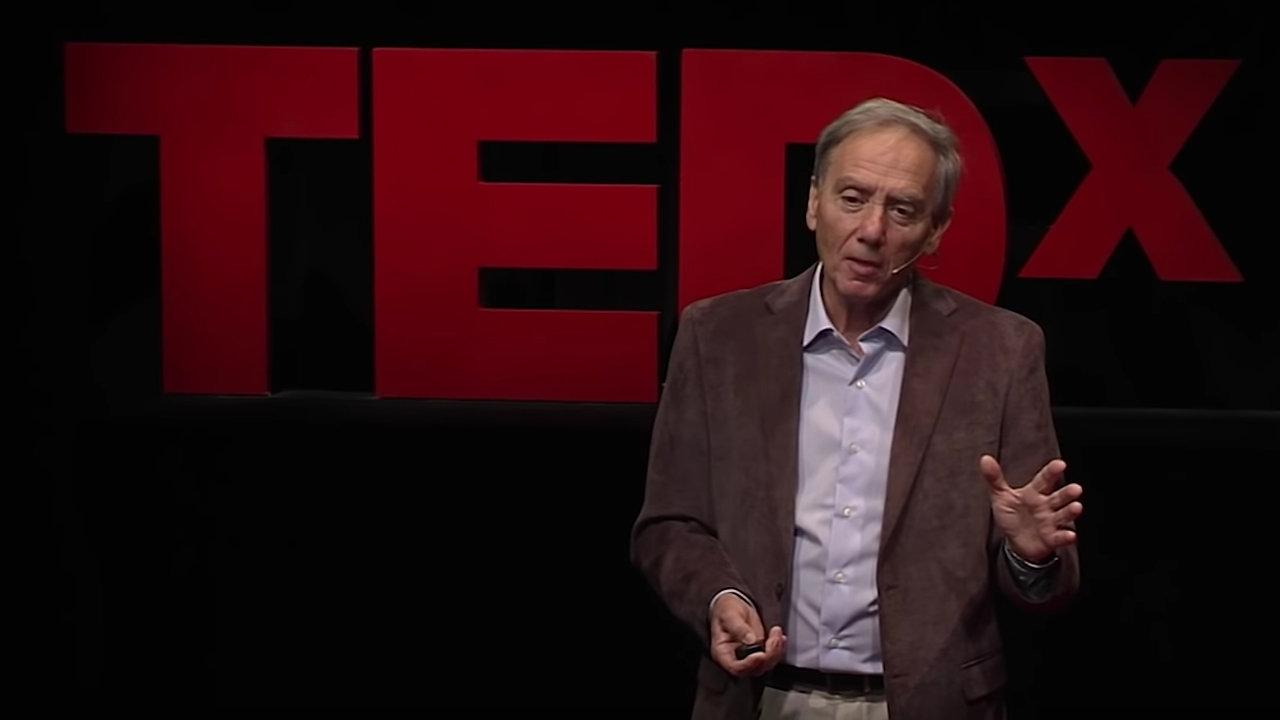 The Case for Curiosity: Mario Livio at TEDxMidAtlantic 2012
