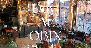 Co-Working Day  OBJX Studio