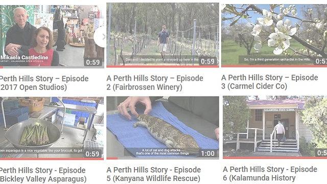 A Perth Hills Story