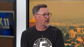 Fox 11 News talks with Matthew Lillard/ 5 Jamma Slamma