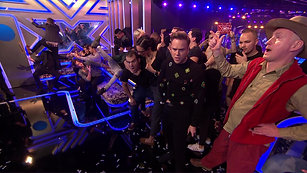 Xtra Factor does The Mannequin Challenge - Live!
