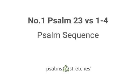 No. 1 P23 Sequence