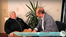 Démonstration séance d'hypno Radio Bruxelles (TimeLapse)