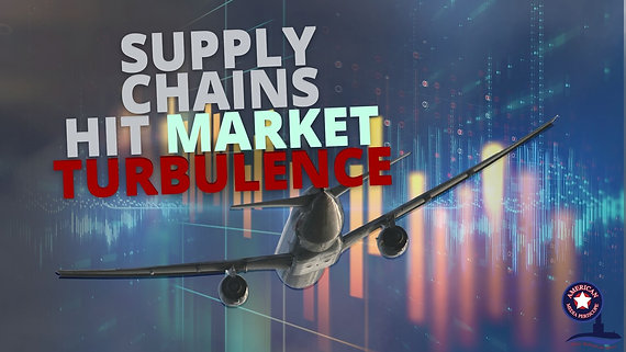 4/10/2021 | 9:00 AM | RESET | Supply Chains Hit Market Turbulence