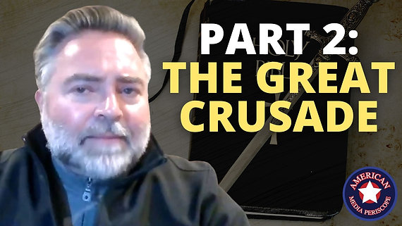 3/22/2021   6:00 PM   SHELL GAMES   PART 2: THE GREAT CRUSADE