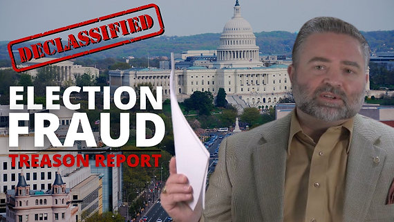 03/15/2021   6:00 PM   SHELL GAMES   Declassification of Bennett Mission To Washington D.C. to Report on Election Fraud Treason