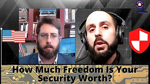 5/11/2021 | 6:00 PM | UTN | How Much Freedom Is Your Security Worth?