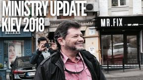 Ministry Update Kiev 2018