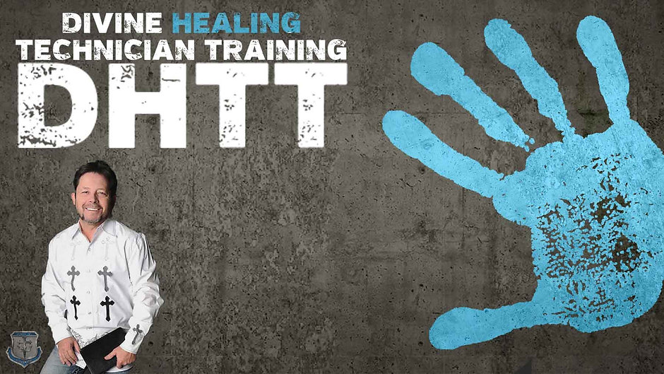 Divine Healing Technician Training