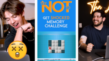 REACT Media Presents- Try Not to Get Shocked Memory Challenge