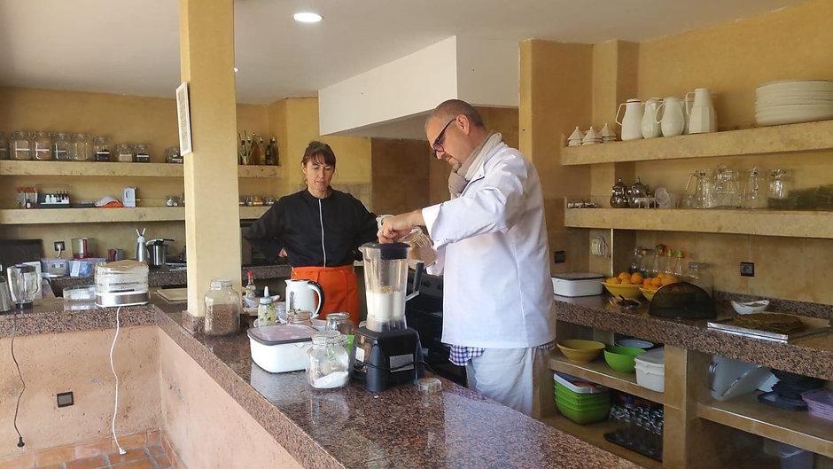 l'EssenCiel - Stages et Ateliers de cuisine Santé et Détox