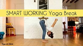 """Smart Working"" Yoga Break (15 minuti)"