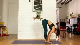 Lezione di yoga dinamico leggero (30 minuti)