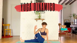 Lezione di Yoga dinamico generale (50 minuti)