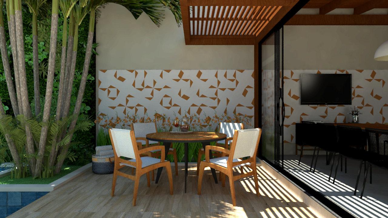 Residência MV por Grama Arquitetura