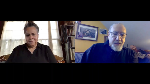 An interview with Eric Bass and Linda Parris-Bailey discussing their new collaborative work Flushing.