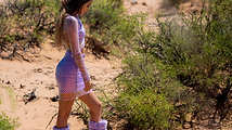 BEHIND THE SCENES DESERT SHOOT