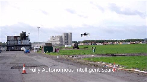 UAV Based HAZMAT Response
