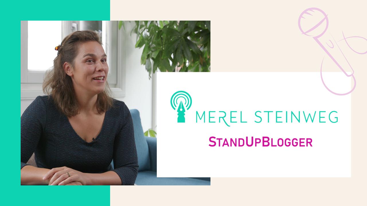 StandUpBlogger