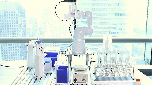 塗抹法細菌培養Robo