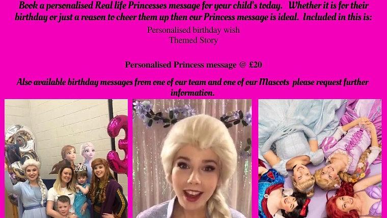 Virtual Princess