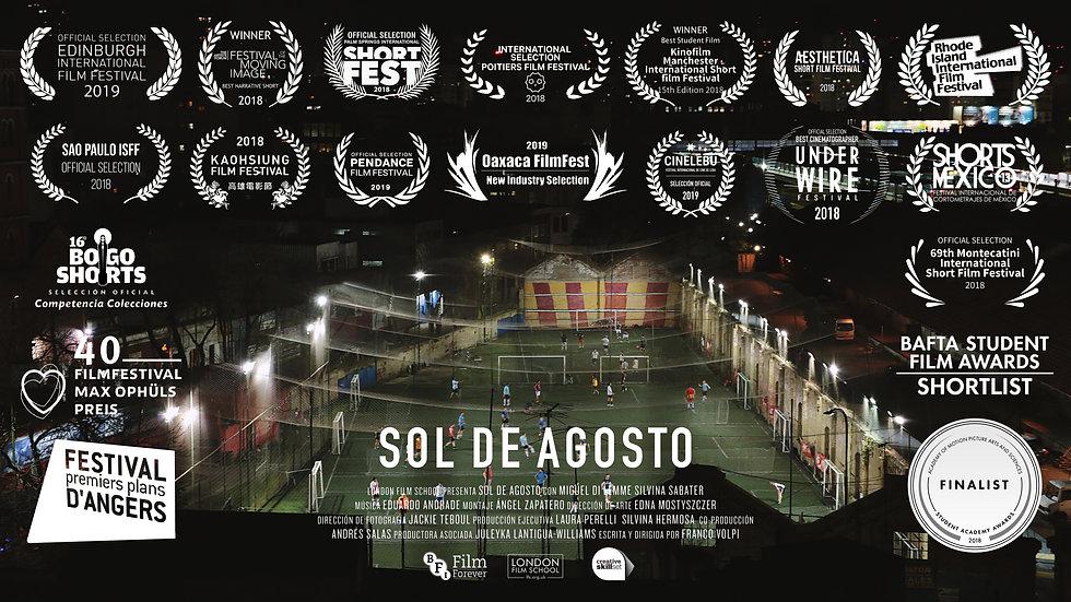 August Sun - Trailer