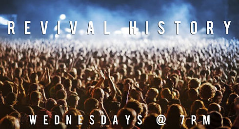 Revival History Class 4/1/20