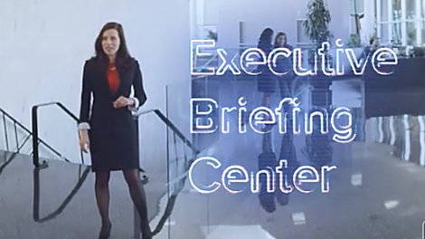 The Varonis Executive Briefing Center